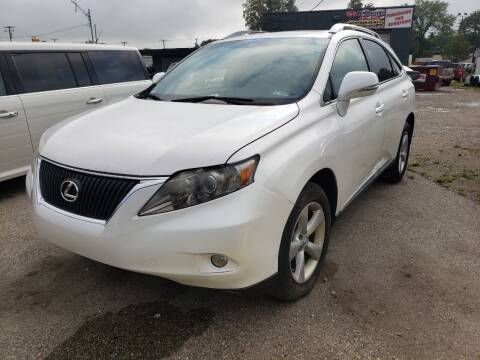 2011 Lexus RX 350 for sale at D & D All American Auto Sales in Mount Clemens MI