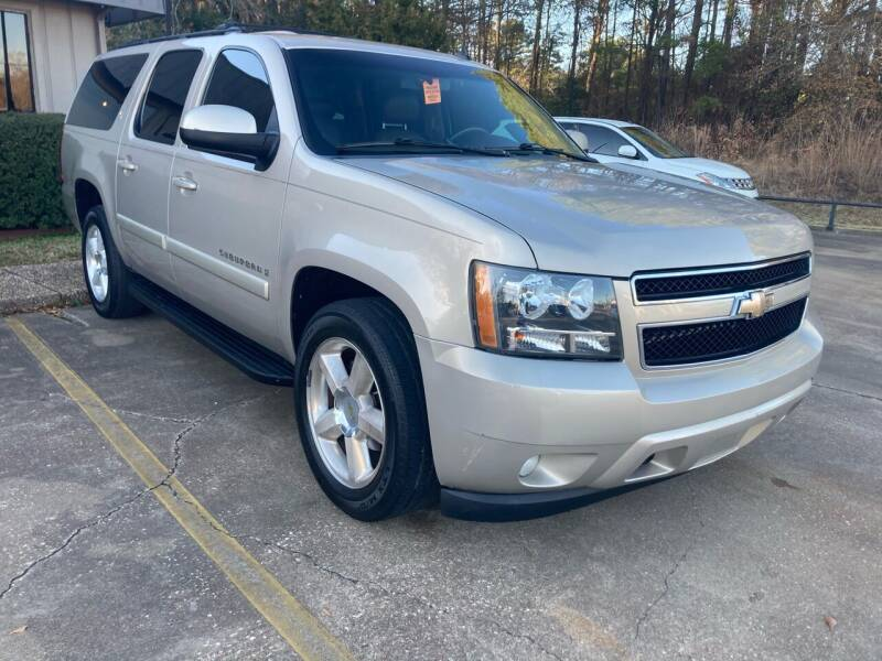 2009 Chevrolet Suburban for sale at Peppard Autoplex in Nacogdoches TX