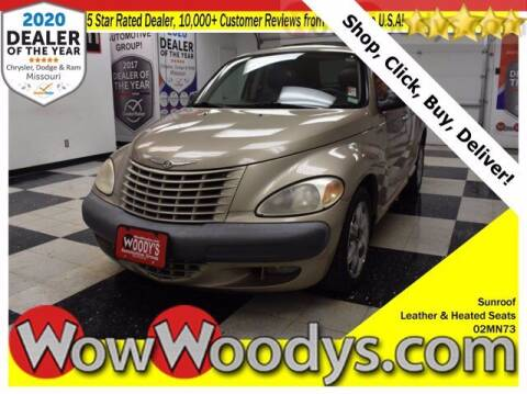 2002 Chrysler PT Cruiser for sale at WOODY'S AUTOMOTIVE GROUP in Chillicothe MO