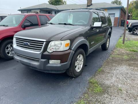 2006 Ford Explorer for sale at Country Auto Sales in Boardman OH