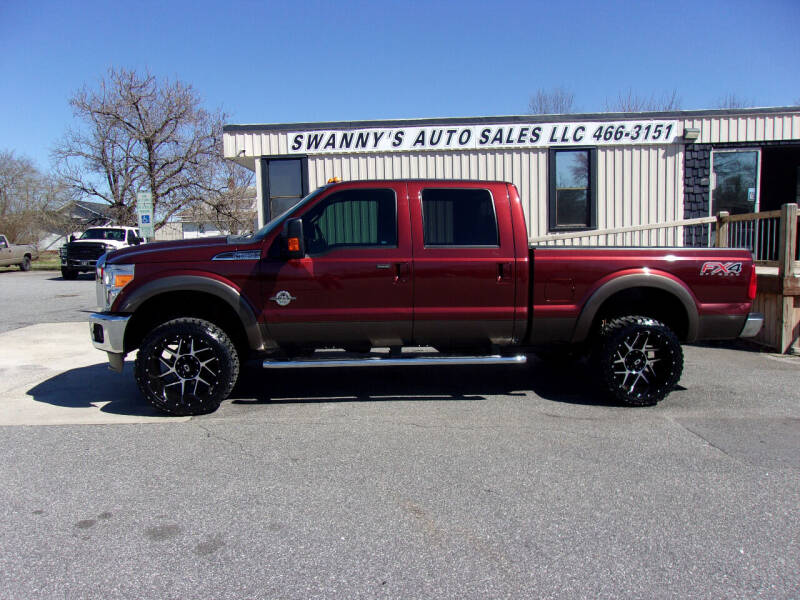 2016 Ford F-250 Super Duty for sale at Swanny's Auto Sales in Newton NC