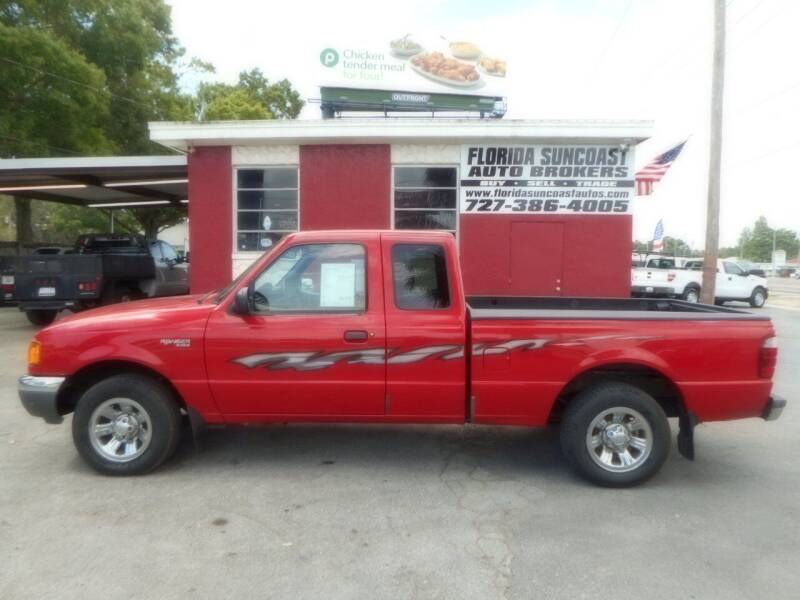 2002 Ford Ranger for sale at Florida Suncoast Auto Brokers in Palm Harbor FL