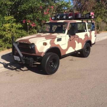 1974 Toyota Land Cruiser for sale at Haggle Me Classics in Hobart IN