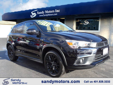 2017 Mitsubishi Outlander Sport for sale at Sandy Motors Inc in Coventry RI