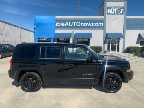 2012 Jeep Patriot for sale at Affordable Autos in Houma LA