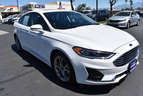 2020 Ford Fusion for sale at DIAMOND VALLEY HONDA in Hemet CA