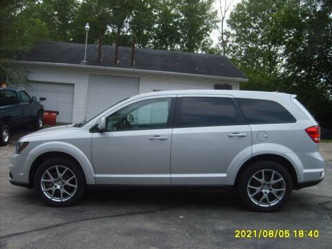 2014 Dodge Journey for sale at Northport Motors LLC in New London WI