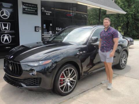 2017 Maserati Levante for sale at importacar in Madison NC