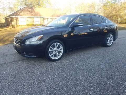 2014 Nissan Maxima for sale at J & J Auto Brokers in Slidell LA