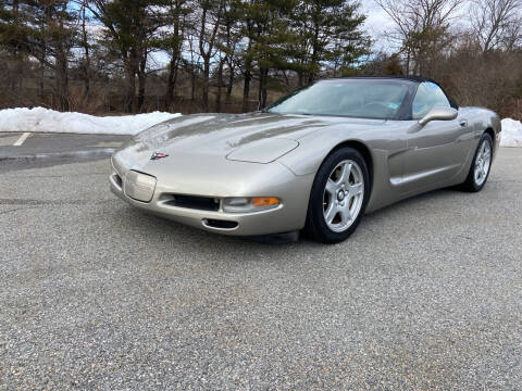 1999 Chevrolet Corvette for sale at Clair Classics in Westford MA