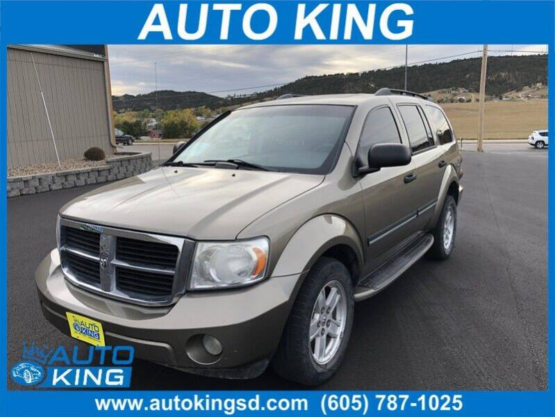 2007 Dodge Durango for sale at Auto King in Rapid City SD