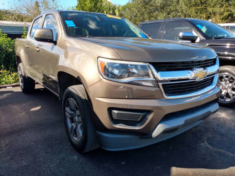 2015 Chevrolet Colorado for sale at Empire Automotive Group Inc. in Orlando FL