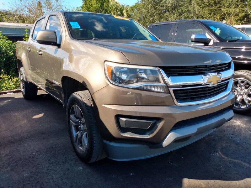 2015 Chevrolet Colorado for sale at Empire Automotive Group Inc. in Orlando FL