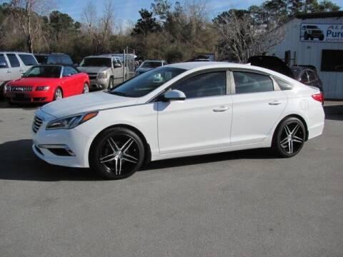 2016 Hyundai Sonata for sale at Pure 1 Auto in New Bern NC