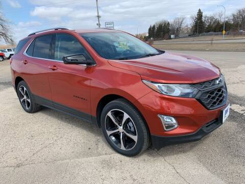 2020 Chevrolet Equinox for sale at Drive Chevrolet Buick Rugby in Rugby ND