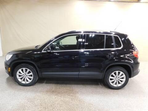 2011 Volkswagen Tiguan for sale at Dells Auto in Dell Rapids SD