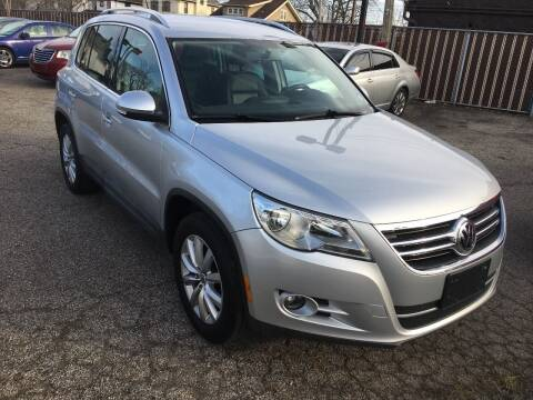 2011 Volkswagen Tiguan for sale at Payless Auto Sales LLC in Cleveland OH