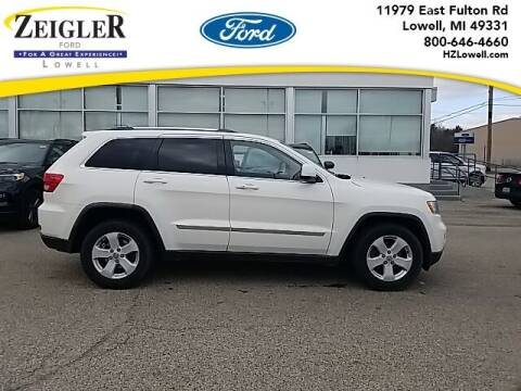 2011 Jeep Grand Cherokee for sale at Zeigler Ford of Plainwell- Jeff Bishop in Plainwell MI