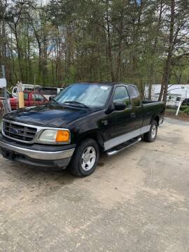 2004 Ford F-150 Heritage for sale at Delong Motors in Fredericksburg VA