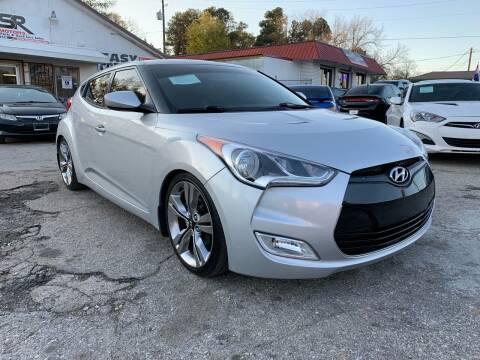 2012 Hyundai Veloster for sale at SR Motors Inc in Gainesville GA