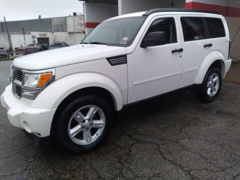 2009 Dodge Nitro for sale at Jan Auto Sales LLC in Parsippany NJ