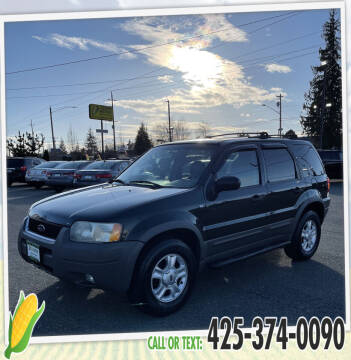 2002 Ford Escape for sale at Corn Motors in Everett WA