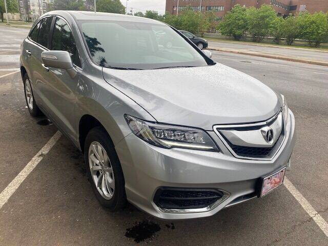 2018 Acura RDX for sale at CarNYC.com in Staten Island NY