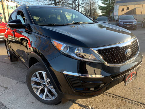 2015 Kia Sportage for sale at JerseyMotorsInc.com in Teterboro NJ