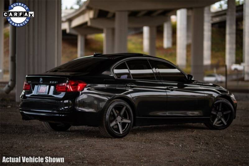 2013 BMW 3 Series for sale at Friesen Motorsports in Tacoma WA