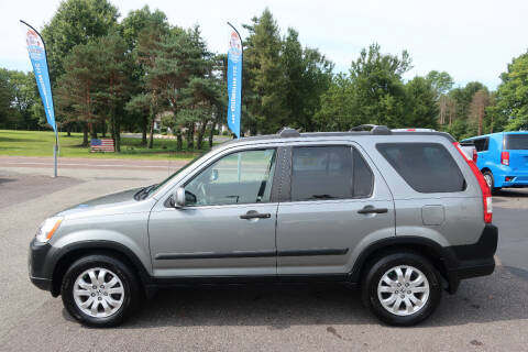 2005 Honda CR-V for sale at GEG Automotive in Gilbertsville PA