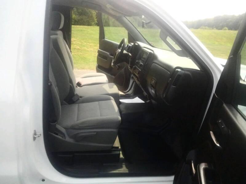 2017 Chevrolet Silverado 1500 4x2 LS 2dr Regular Cab 8 ft. LB - Mt.Pleasant PA