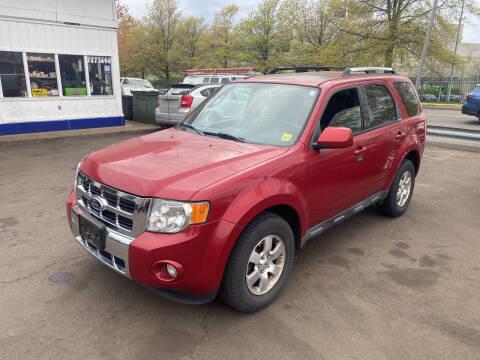 2010 Ford Escape for sale at Vuolo Auto Sales in North Haven CT