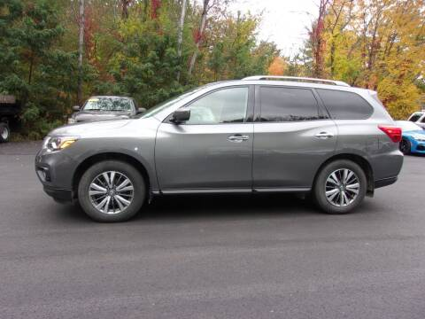 2019 Nissan Pathfinder for sale at Mark's Discount Truck & Auto in Londonderry NH
