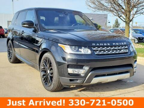 2017 Land Rover Range Rover Sport for sale at Ken Ganley Nissan in Medina OH
