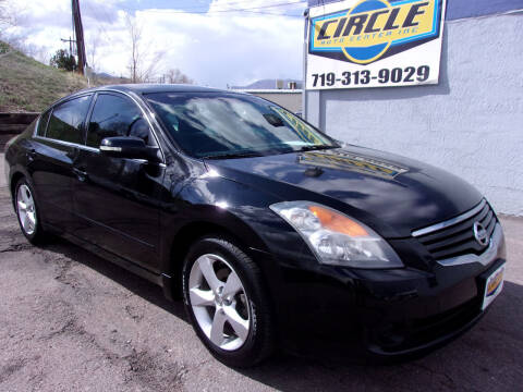2009 Nissan Altima for sale at Circle Auto Center in Colorado Springs CO
