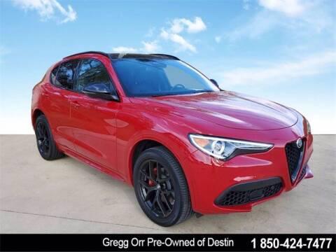 2020 Alfa Romeo Stelvio for sale at Gregg Orr Pre-Owned of Destin in Destin FL