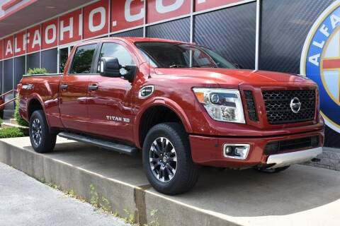 2016 Nissan Titan XD for sale at Alfa Romeo & Fiat of Strongsville in Strongsville OH