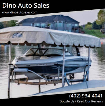 2005 Malibu Wakesetter for sale at Dino Auto Sales in Omaha NE