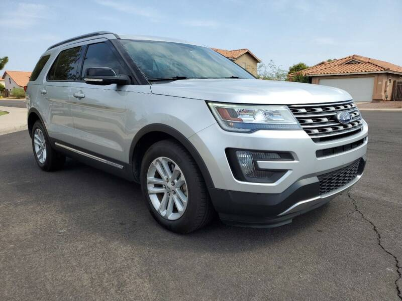 2016 Ford Explorer for sale at AZ WORK TRUCKS AND VANS in Mesa AZ