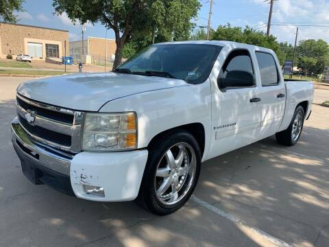 2009 Chevrolet Silverado 1500 for sale at Sima Auto Sales in Dallas TX