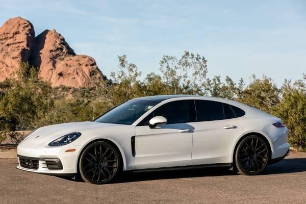2018 Porsche Panamera for sale at Classic Car Deals in Cadillac MI