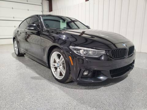 2019 BMW 4 Series for sale at Hatcher's Auto Sales, LLC in Campbellsville KY