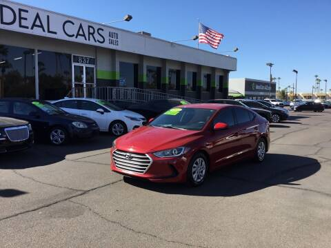 2017 Hyundai Elantra for sale at Ideal Cars Apache Junction in Apache Junction AZ