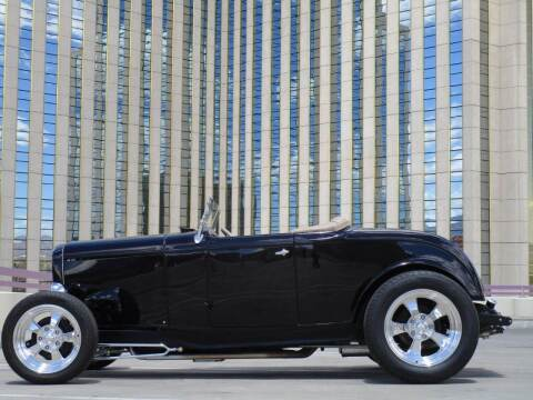 1932 Ford Deluxe for sale at Sierra Classics & Imports in Reno NV