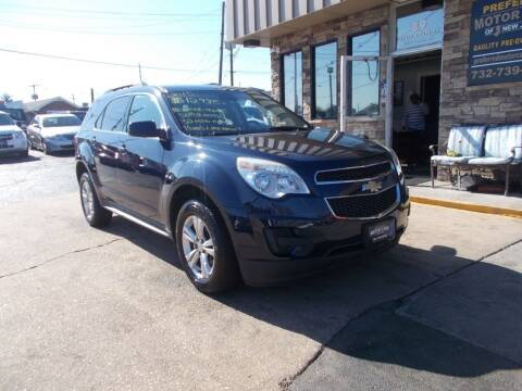 2015 Chevrolet Equinox for sale at Preferred Motor Cars of New Jersey in Keyport NJ