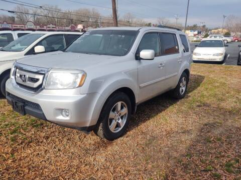 2009 Honda Pilot for sale at Ray Moore Auto Sales in Graham NC