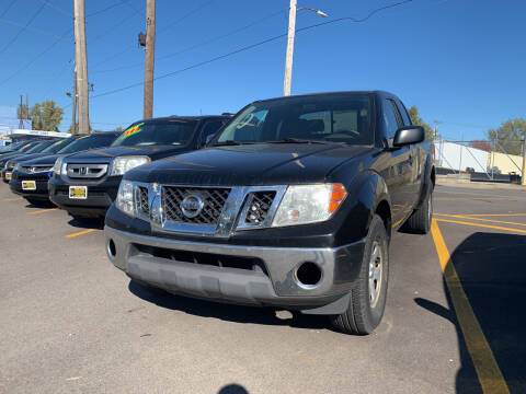 2010 Nissan Frontier for sale at Ideal Cars in Hamilton OH