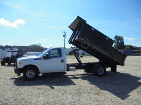 2012 Ford F-350 Super Duty for sale at Vehicle Network - Dick Smith Equipment in Goldsboro NC