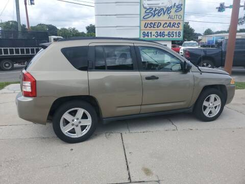 2007 Jeep Compass for sale at Steve's Auto Sales in Sarasota FL