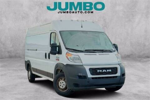 2019 RAM ProMaster Cargo for sale at Jumbo Auto & Truck Plaza in Hollywood FL